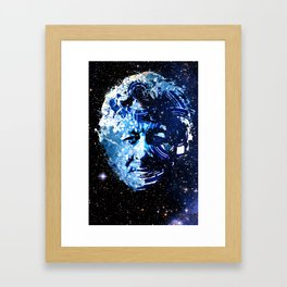 Doctor Who - Three Framed Art Print