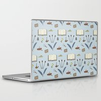 literature Laptop & iPad Skins featuring Classic Literature by Meghan Hill