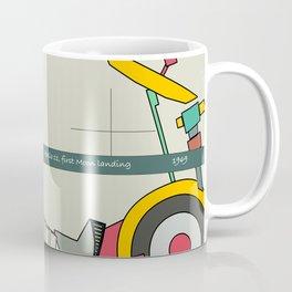Astronaut 1969 Coffee Mug