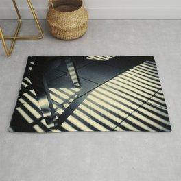 Shadow Slit Abstract Rug