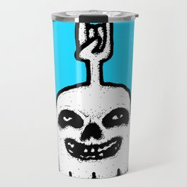 CRIMSON 5 GHOST Travel Mug