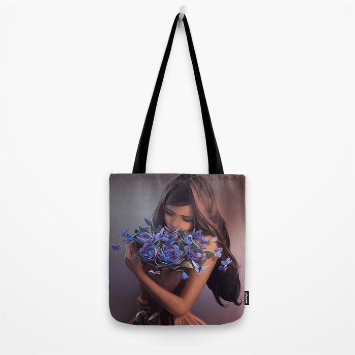 Ephemeral Beauty Tote Bag