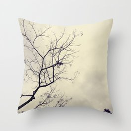 each to its own beauty Throw Pillow