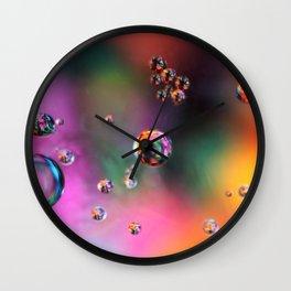 save the drama Wall Clock