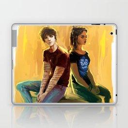Jordan Kyle & Maia Roberts Laptop & iPad Skin