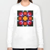 dna Long Sleeve T-shirts featuring DNA 1 by Steve Purnell