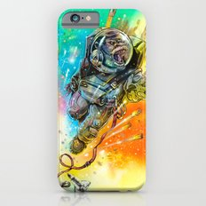 Houston we have a problem iPhone 6s Slim Case