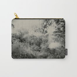 Flowers Gently Swaying in the Wind Carry-All Pouch