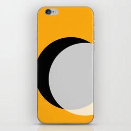 Eclipse - Gold Variant iPhone Skin