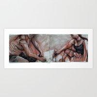 The Art of Creation Art Print