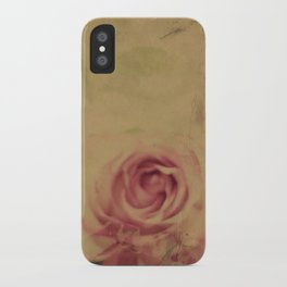 Victorian Flowers iPhone Case