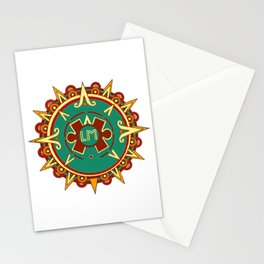 LM Sol De Mexico Stationery Cards