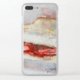 Bacon Sandwich Clear iPhone Case