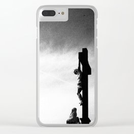 Avignon 6 Clear iPhone Case