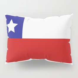 Chile flag Pillow Sham