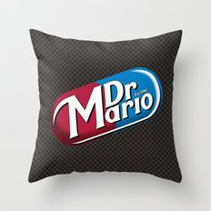 Just What The Dr Ordered Throw Pillow