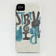 Strive High iPhone (4, 4s) Slim Case
