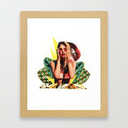 Bloom 10 Framed Art Print