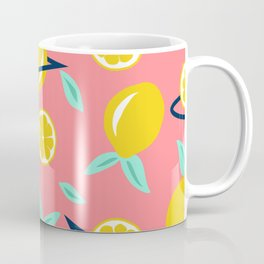 Lemons party Coffee Mug