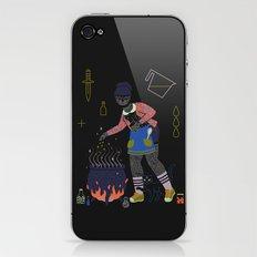 Witch Series: Cauldron iPhone & iPod Skin