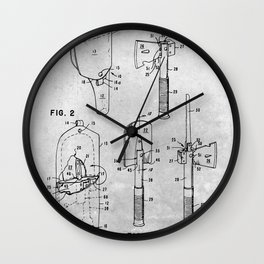 Combination tool Wall Clock