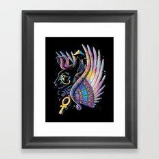 Pharaoh Cat Framed Art Print