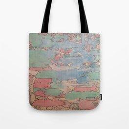 Colourfull world Tote Bag