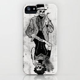 Gra Smierci iPhone Case