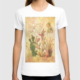 For the Love of Cactus T-shirt