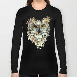 Owl II Long Sleeve T-shirt