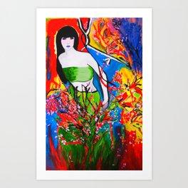 Cherry Blossom #society6 #decor #buyart Art Print