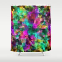 prism Shower Curtains featuring Rainbow Prism  by North 10 Creations