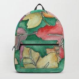 Fall Leaves Fall Backpack