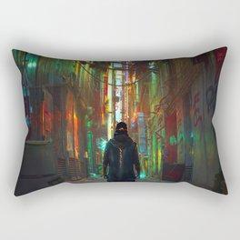 Get Ready Rectangular Pillow