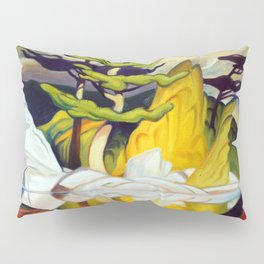 Red Rock Pool by Amanda Martinson Pillow Sham