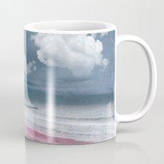 LONELY BEACH Mug