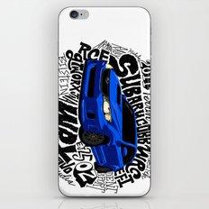 WRX iPhone & iPod Skin