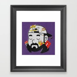 Kevin Framed Art Print