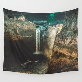 Washington Heights - nature photography Wall Tapestry