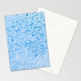 God's Paint Brush in Winter Stationery Cards