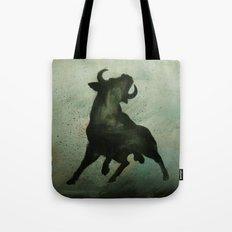 TRK - Bull Tote Bag