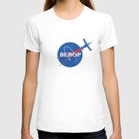 bebop T-shirts featuring Bebop Nasa by AngoldArts