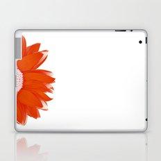 portrait of summer - red white Laptop & iPad Skin