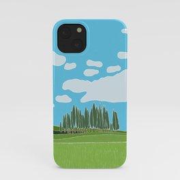 Tuscan Memories II iPhone Case