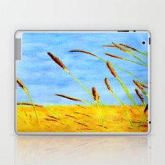 Touch of gold  Laptop & iPad Skin
