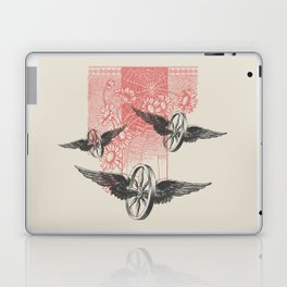 Cosmic Wheels Laptop & iPad Skin