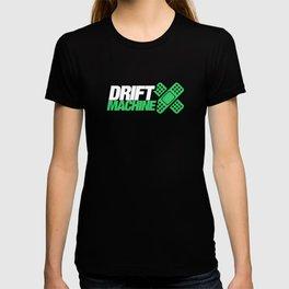 Drift Machine v5 HQvector T-shirt