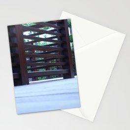 Zigzag Bridge Stationery Cards