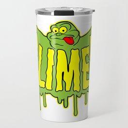 Slimer Travel Mug