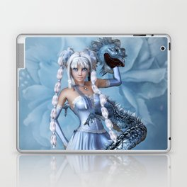 Manga Blue Dragon Laptop & iPad Skin